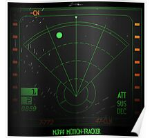 Motion Tracker - Alien Isolation Poster