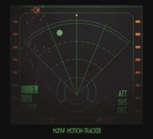 Motion Tracker - Alien Isolation by Leamartes