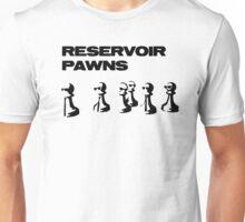 Reservoir Pawns Written Unisex T-Shirt