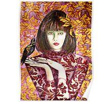 Raven Girl Wins - STOLEN!! Poster