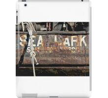 Sea Lark, San Francisco iPad Case/Skin