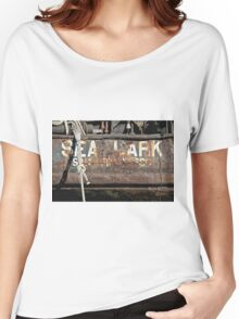 Sea Lark, San Francisco Women's Relaxed Fit T-Shirt