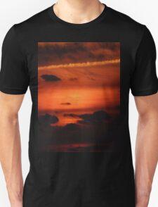 Sunrise over Dune Road T-Shirt