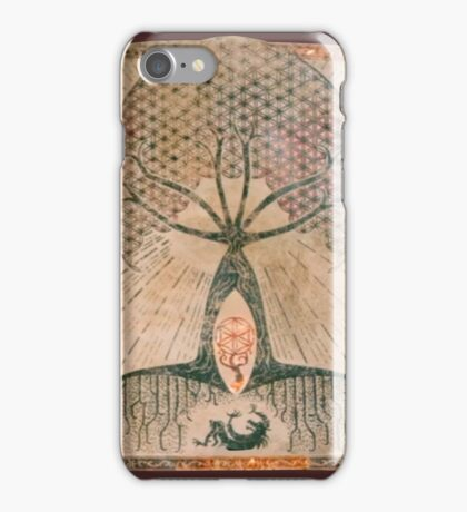 The Seed Of Ellcrys iPhone Case/Skin