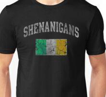 Shenanigans Irish Flag Unisex T-Shirt