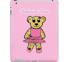 Ballerina Bear iPad Case/Skin
