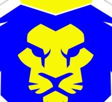 SWEDEN LION Sticker