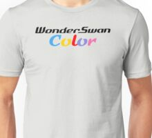 WonderSwan Color (Logo) Unisex T-Shirt