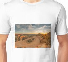 Sunset at Delicate Arch, Utah. Unisex T-Shirt