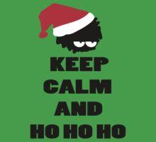 Keep calm and ho ho ho Kids Tee