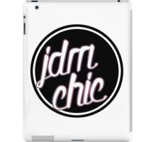 Jdm Chic iPad Case/Skin