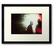 3807 Framed Print