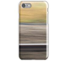 One Track Mind on the Railway. iPhone Case/Skin