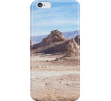 Lost in Trona pinnacles iPhone Case/Skin
