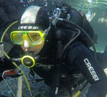 Scuba diving#15 Sticker