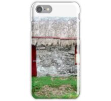 Canny's Cottage, Donegal, Ireland iPhone Case/Skin