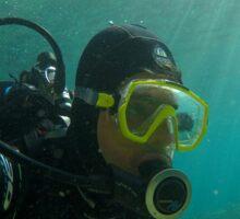 Scuba diving#19 Sticker
