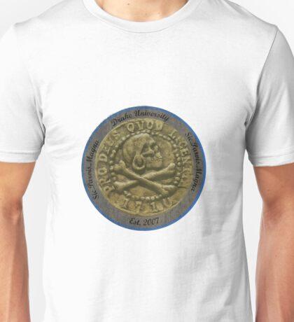 Drake University (Uncharted Series) Unisex T-Shirt