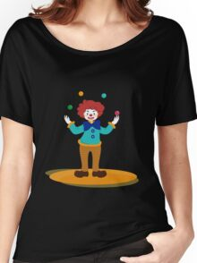 CLOWN DAY  Women's Relaxed Fit T-Shirt