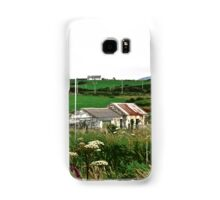 Abandoned cottage in Donegal, Ireland Samsung Galaxy Case/Skin