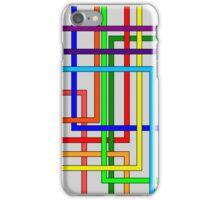 Line Pattern  iPhone Case/Skin