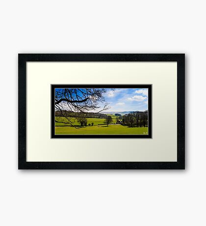 The Tranquil Life Framed Print