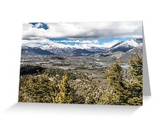 Patagonia - Mountains Greeting Card