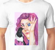 magpie and friends  Unisex T-Shirt