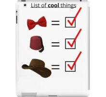 List of cool things... iPad Case/Skin