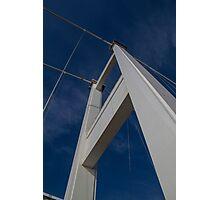 Severn Bridge Suspension Tower Photographic Print