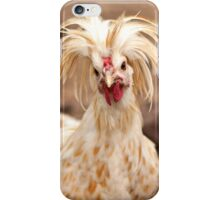 Bad Hair Day Rooster Art Print, Pillow, T-shirt, Hoodie, Tote Bag, iPhone Case, Samsung Galaxy Case, iPad Case iPhone Case/Skin