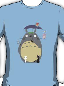 Miyazaki tribute T-Shirt
