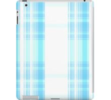 Plaid Perfection-Blue iPad Case/Skin