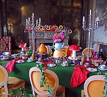 Mad Hatters Tea Party by CreativeEm