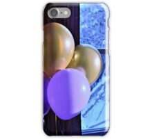 An edit of festivities  iPhone Case/Skin
