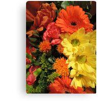 Autumn Bouquet (2014) Canvas Print