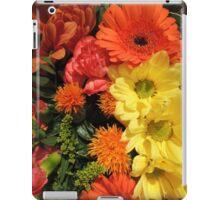 Autumn Bouquet (2014) iPad Case/Skin