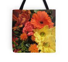 Autumn Bouquet (2014) Tote Bag