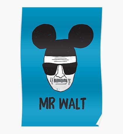 Mr. Walt Poster