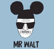 Mr. Walt by sebisghosts