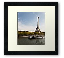 Trip in Paris Framed Print