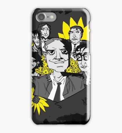 Stroke and Praise Tim iPhone Case/Skin