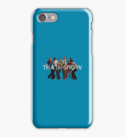 That 70s show - Cast iPhone Case/Skin