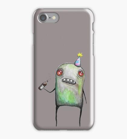 Monsterly Drunk iPhone Case/Skin