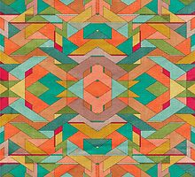 Aztek surface pattern by MimiPaulusma