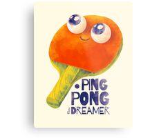 Ping-pong dreamer Metal Print