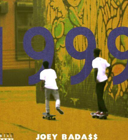 Joey Badass 1999 Sticker