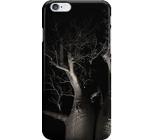 Boab Tree  iPhone Case/Skin
