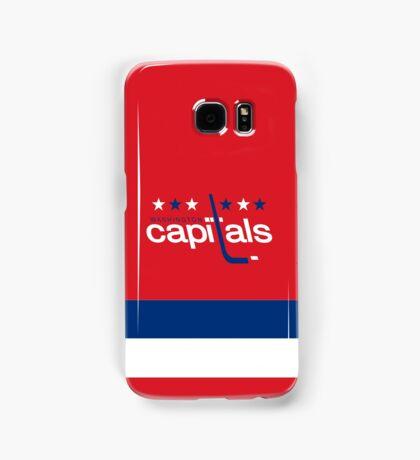 Washington Capitals Retro Samsung Galaxy Case/Skin