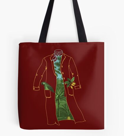Humboldt's Coat Tote Bag